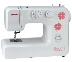 Janome Flower 313