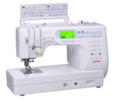 Janome MC 6600