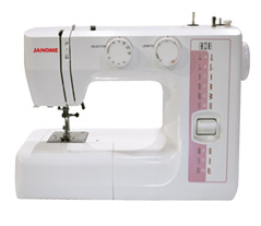 Janome TR 1018